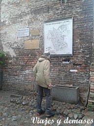 Muro ghetto de Varsovia