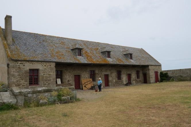 Interior del Fort National