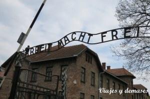 Auschwitz-Birkenau: lugares de memoria