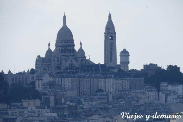 Montmartre (probando el zoom)