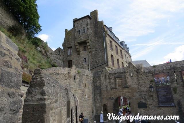 Mont Saint-Michel 2014