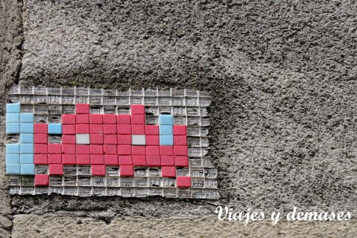 Lo que va quedando del mosaico...