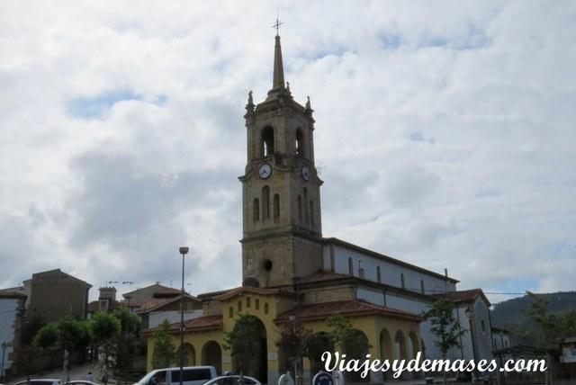 Iglesia de Colunga