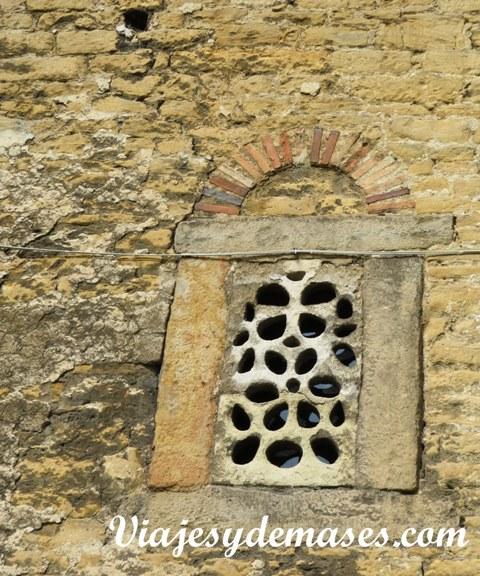 """Detalle de una """"ventana"""""""