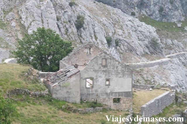Las ruinas de ese pueblo