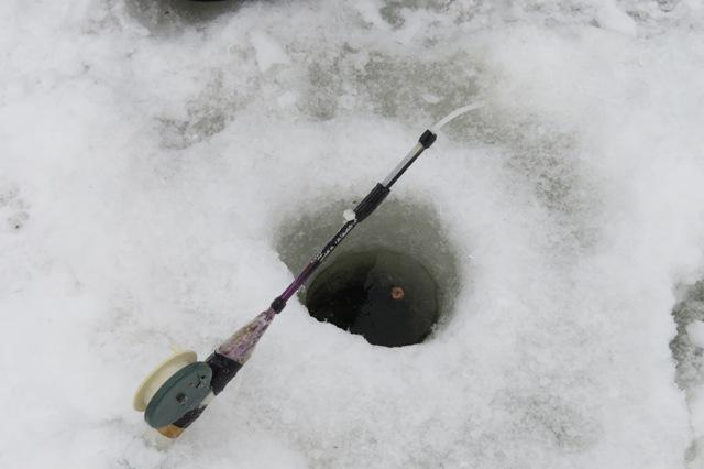 Pesca en hielo Rusia