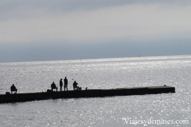 Mar Negro,  Sochi, Rusia
