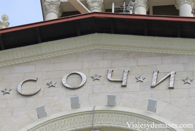 Sochi, Rusia