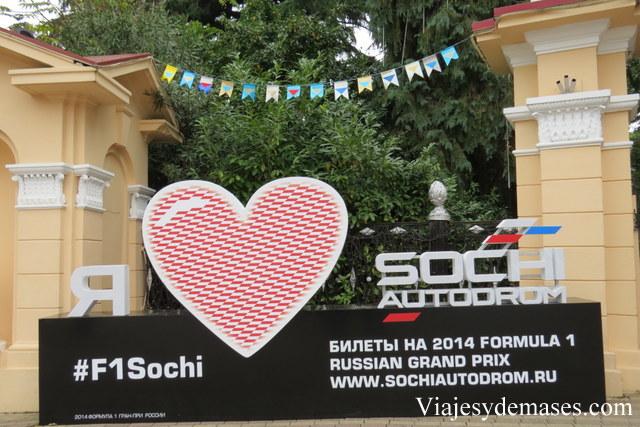 Fórmula 1 Sochi 2014