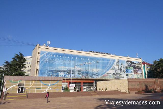 Museo olímpico Sochi Rusia