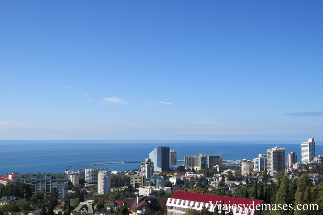 Mar Negro Sochi