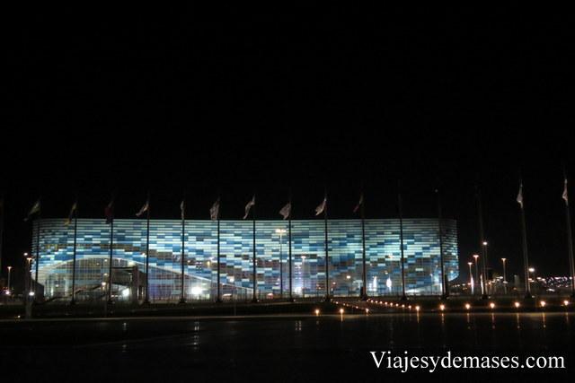Instalaciones olímpicas Sochi 2014