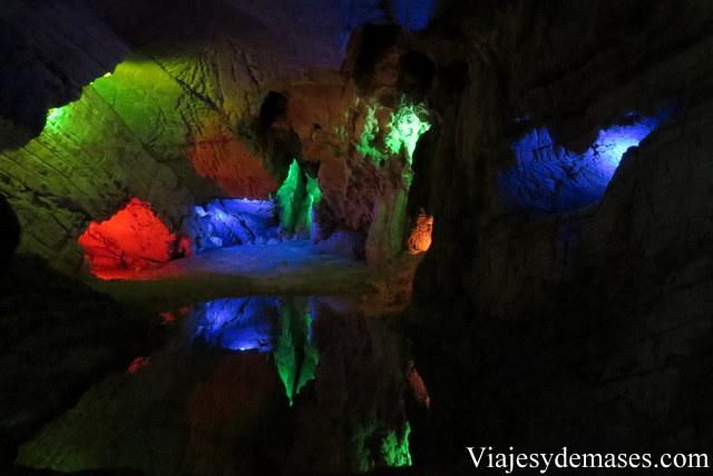 cueva Vorontsovskaya