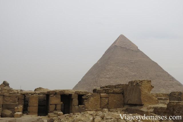 Pirámide de Kefrén, Giza