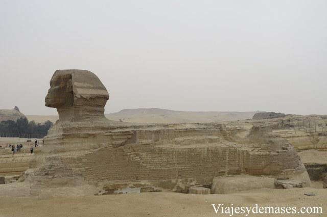 La Gran Esfinge, Giza.
