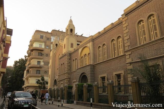 Iglesia Saint Joseph Cairo