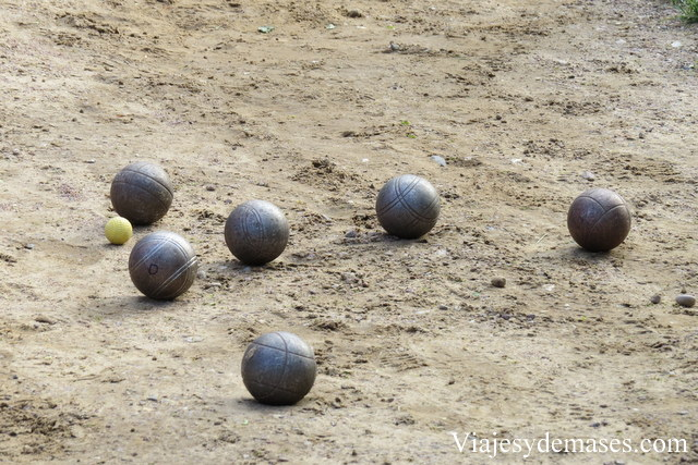 ¡Las bolas!