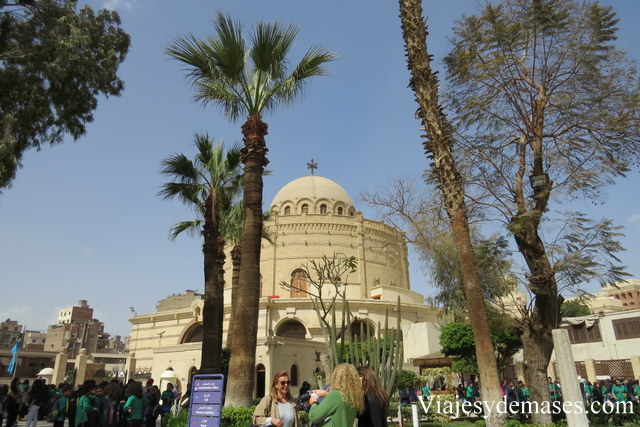 Museo Copto, Old Cairo.