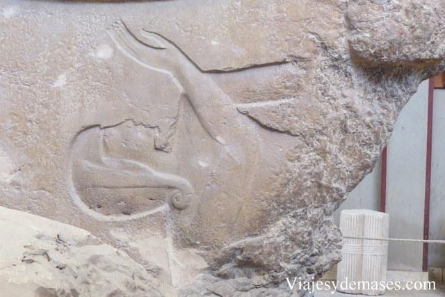 Coloso de Ramsés, memphis, Egipto.