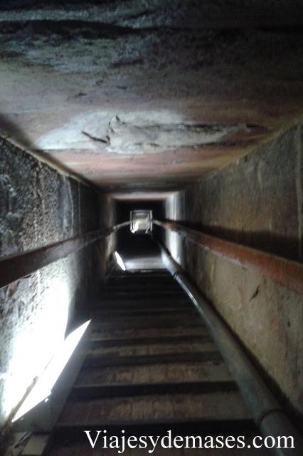 El túnel se veía eterno... lo es.