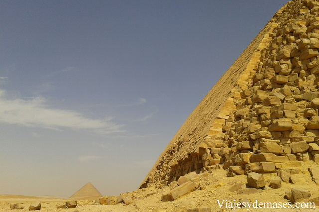 Pirámides de Dashur, Egipto