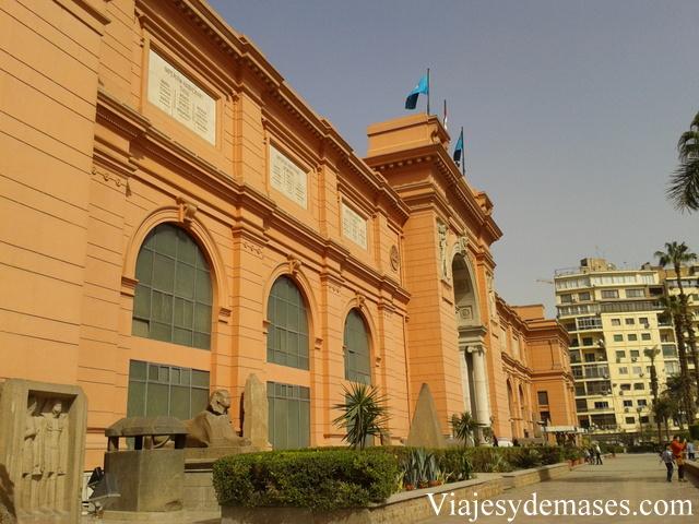 Frontis del Museo