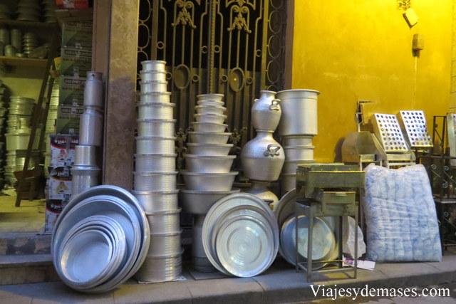 Bazar del Cairo, Egipto