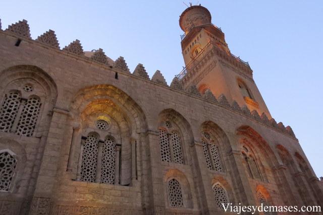Mezquita Bazar del Cairo