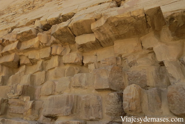 Pirámide acodada, Dashur, Egipto