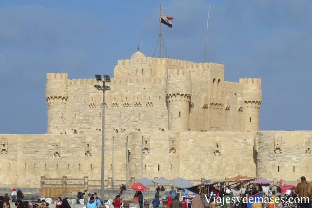 Exterior de la fortaleza