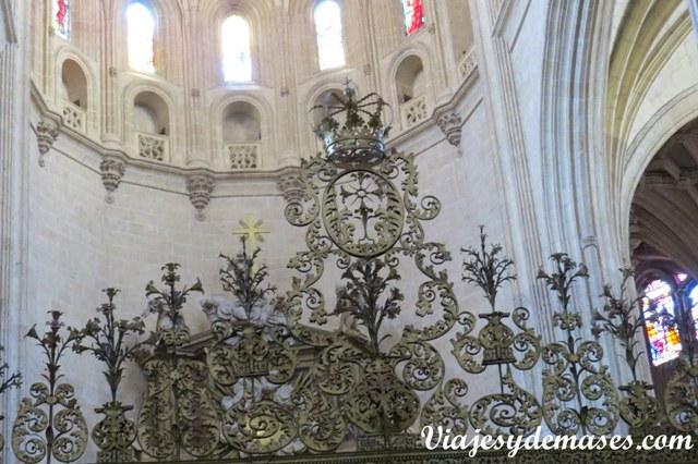 Altar de la Catedral.