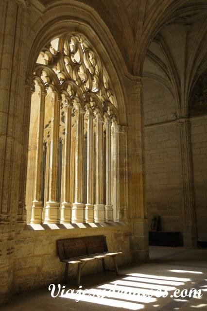 Detalle del claustro.