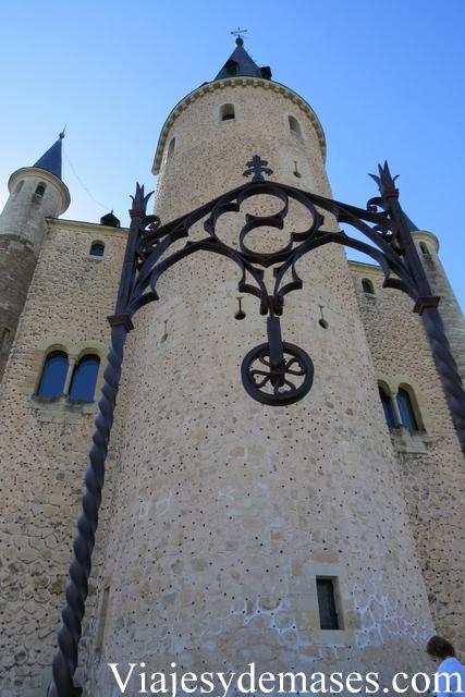 Torre Juan II, Segovia.