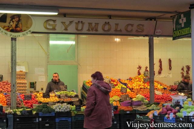 Mercado Fény utcai piac Kft, Budapest