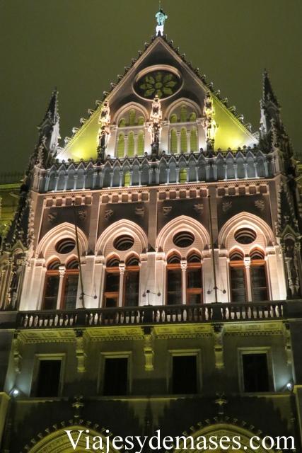 Parlamento húngara en Budapest