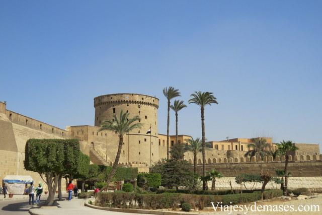 Citadela de Saladino, El Cairo