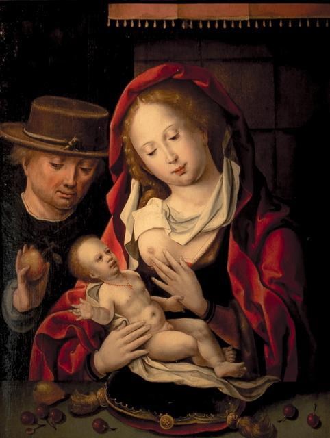 Este cuadro me llamó la atención. Foto extraída de la página de Turismo Segovia.