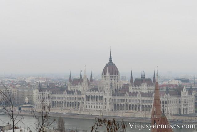 Vista del Parlamento.
