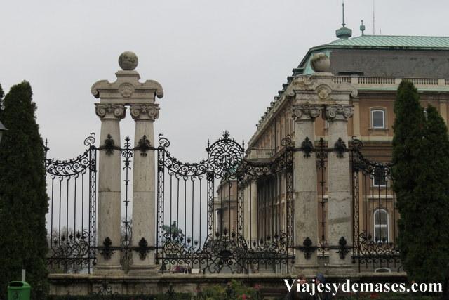 Castilo de Buda, Budapest
