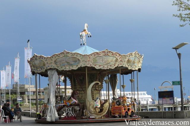 Carousel, Lausane