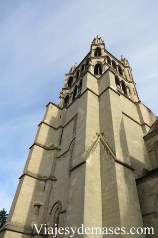 Catedral Notre-Dame de Lausanne, Suisse
