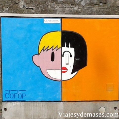 Cara Doble Lausanne