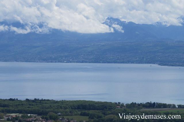 Signal de Bougy, Suiza