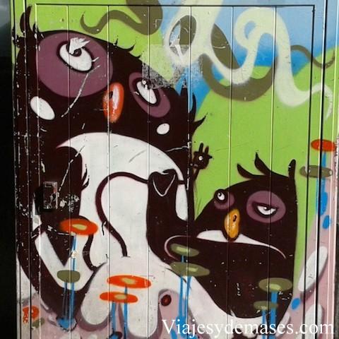 Pinguinos Lausanne, Street-Art, Suisse