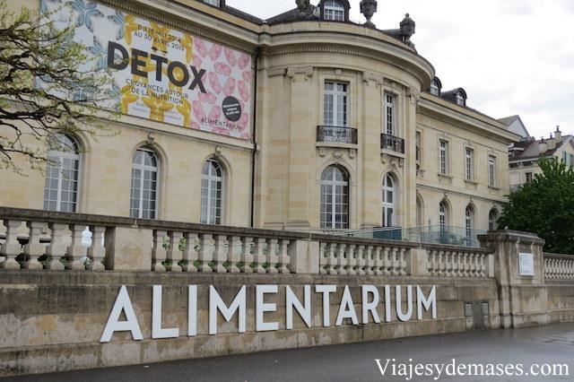 Alimentarium, Vevey, Suisse