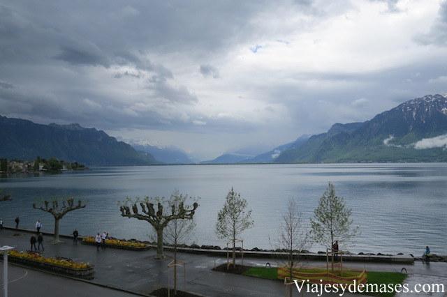 Vevey, Lac Léman, Suisse