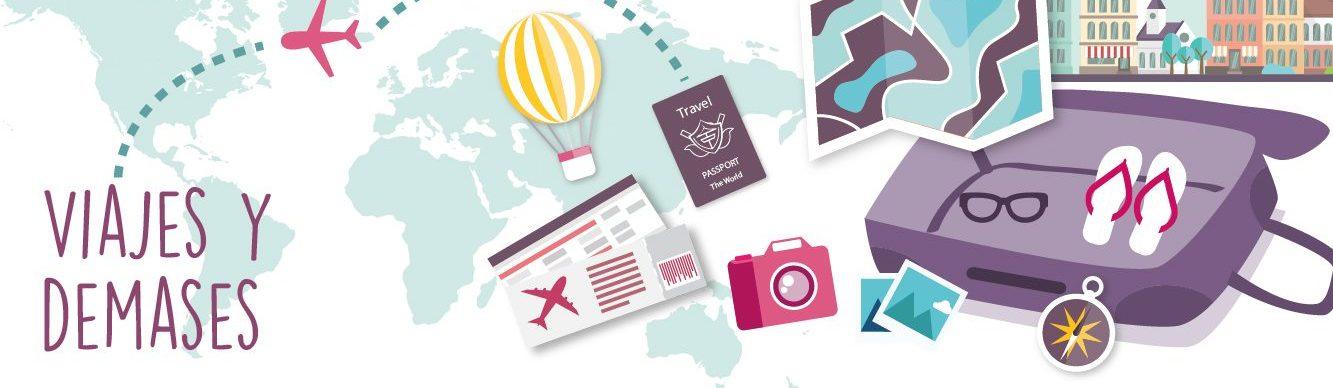 Viajes y demases